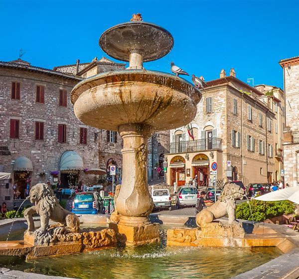 correlato_Assisi, la Basilica di San Francesco e altri siti Francescani
