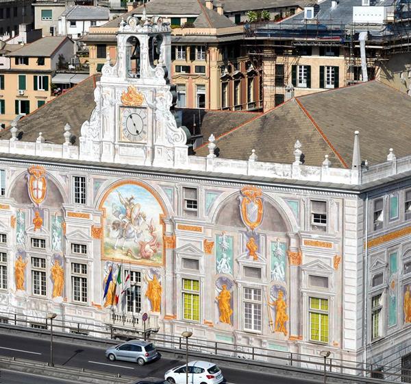 correlato_Genova, le Strade Nuove e il Sistema dei Palazzi dei Rolli